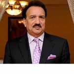 Shocking writing of Rehman Malik
