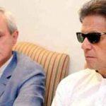 jahangir tareen with imran khan sugar crisis