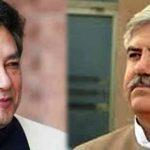 principal secretary azam khan Mehmood Khan kpk chief minister