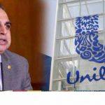unilever delegation sidra imran kehkashan syed meet governor sindh imran ismail
