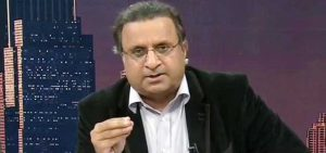 rauf klasra seniour journalist anchor