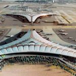new kuwait airport building